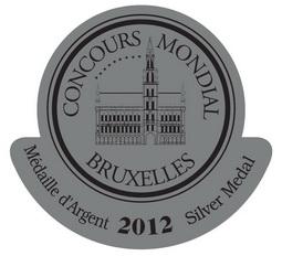 Silver - Concours Mondial de Bruxelles