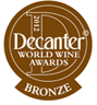 Decanter Bronze 2012