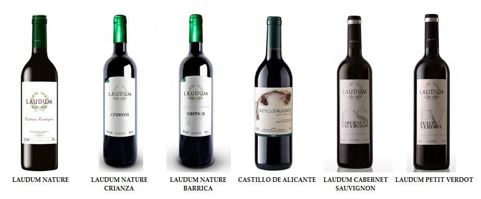 Laudum organic wines