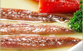 Anchovies from Cantabric Sea