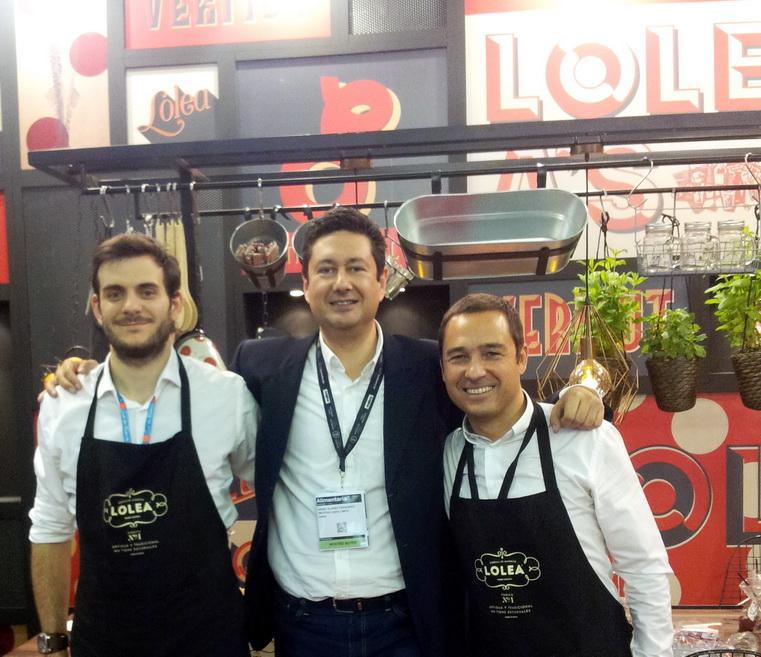 Alimentaria 2016 - Lolea resized