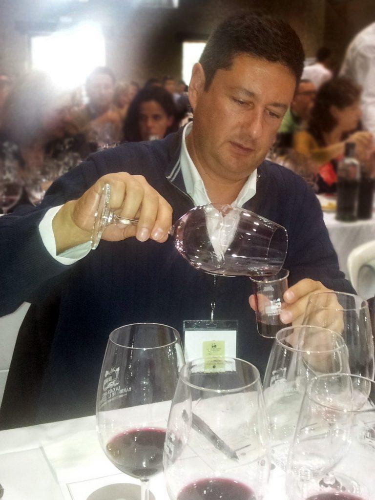 Pedro Ballesteros MW masterclass